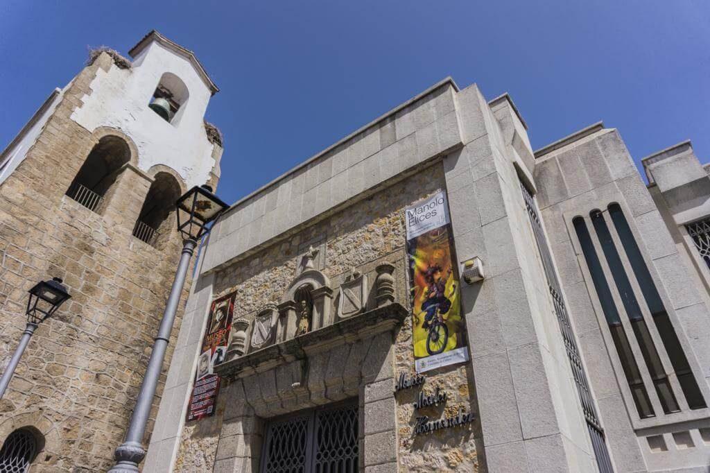 ¿Qué ver en Béjar? Museo Mateo Hernández.