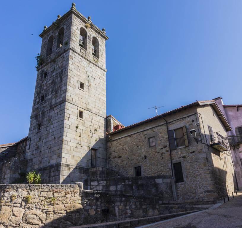 ¿Qué ver en Miranda del Castañar? Torre de las Campanas.