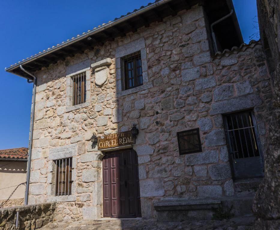 ¿Qué ver en Miranda del Castañar? Antigua Cárcel Real.