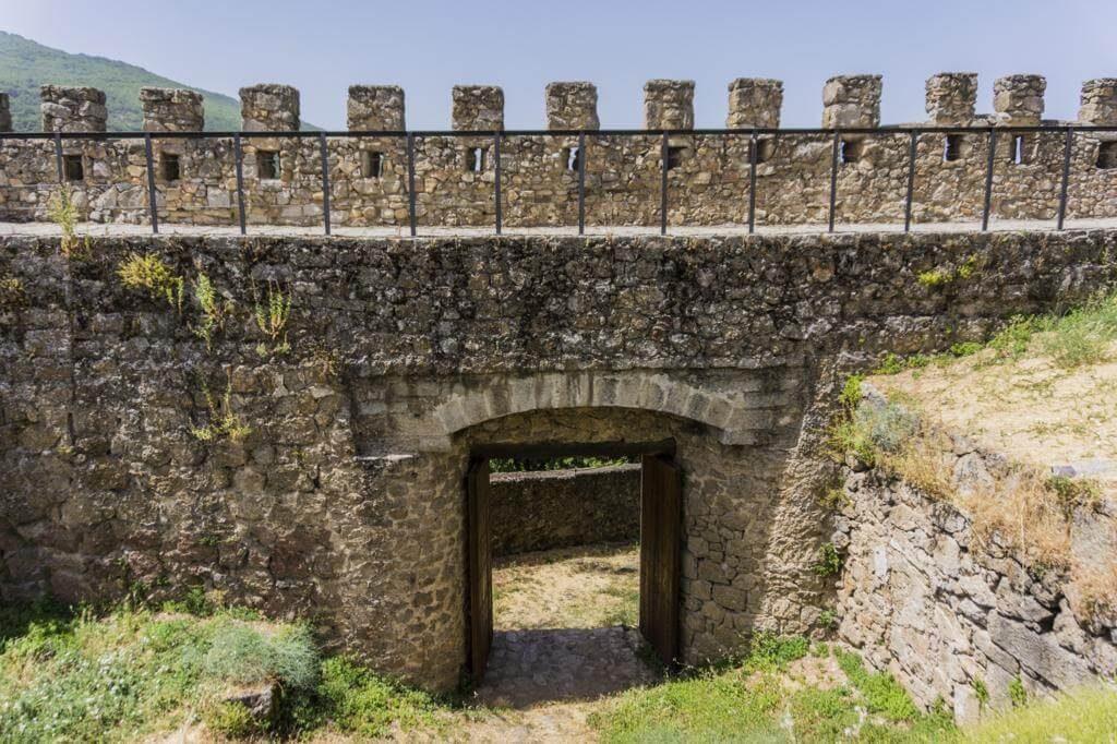 ¿Qué ver en Béjar? Puerta del Pico.