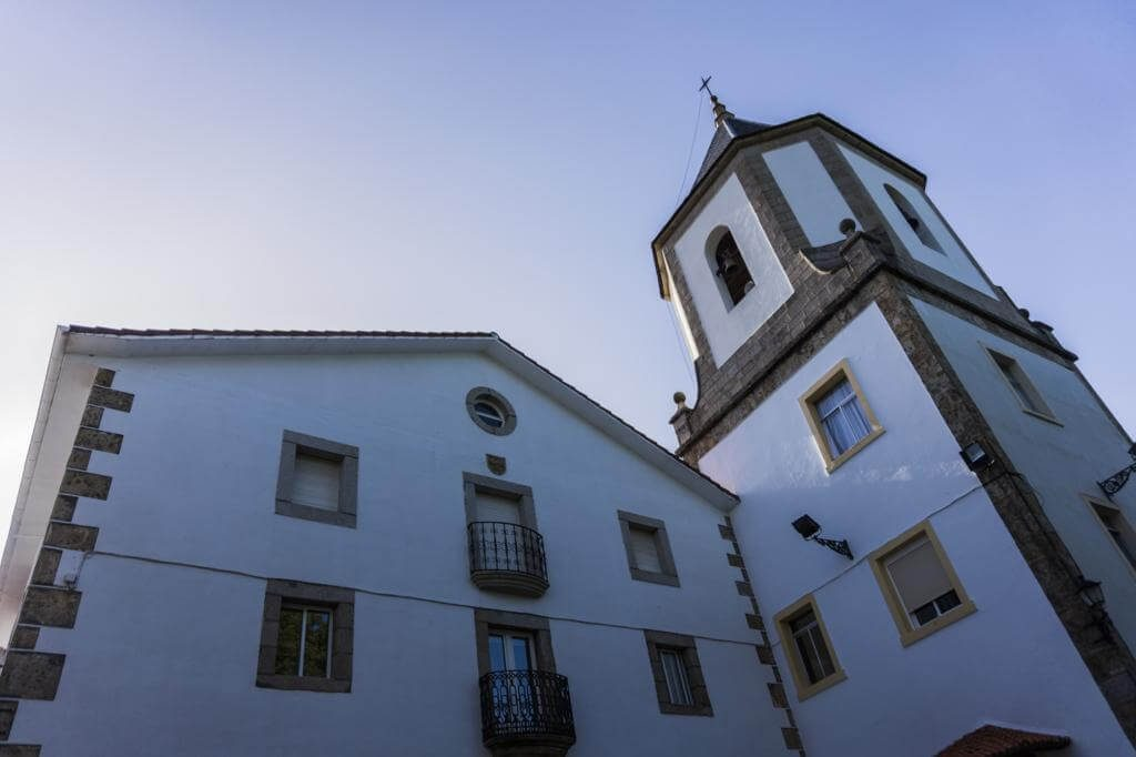 Santuario del Castañar.