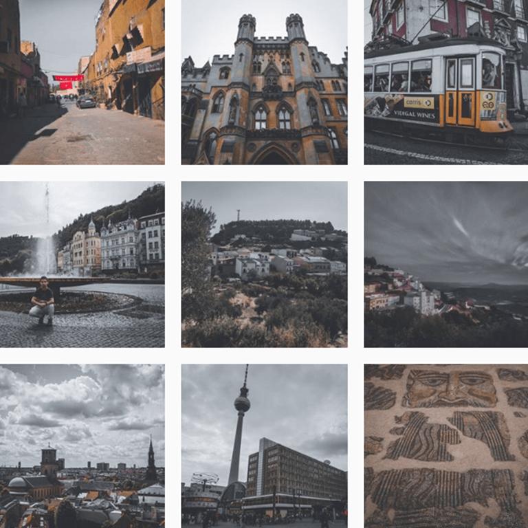 Uno de los mejores hashtags de fotografia #EuropeosViajeros by @Instagram