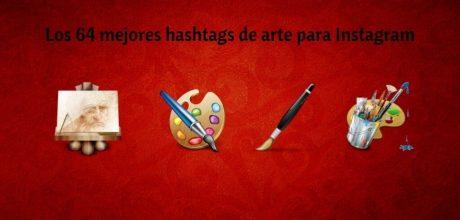 mejores hashtags de arte