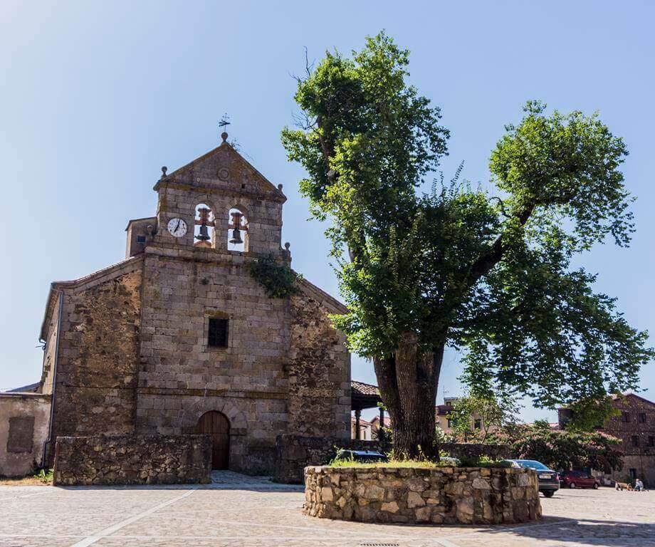 Ermita del Humilladero de Villanueva del Conde.