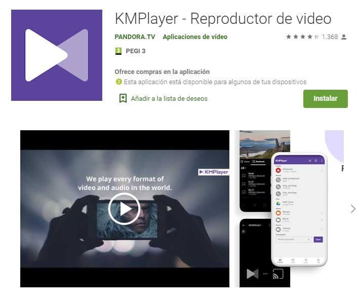 KMPlayer.