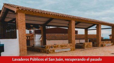 Lavaderos Públicos el San Juán