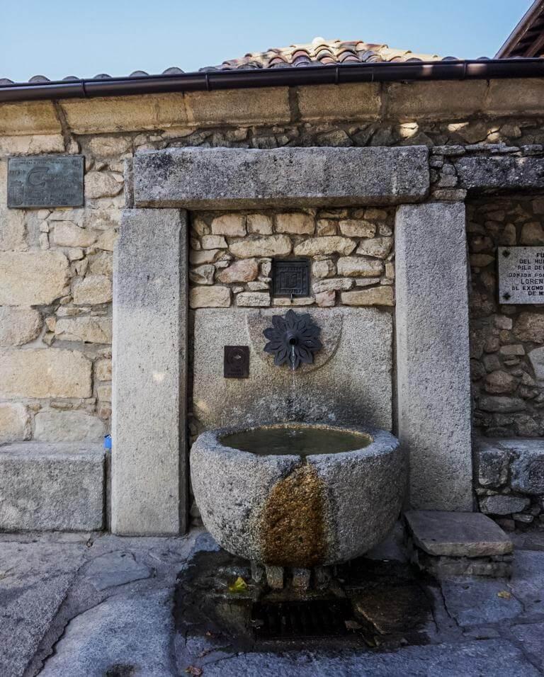 Fuente del Humilladero.