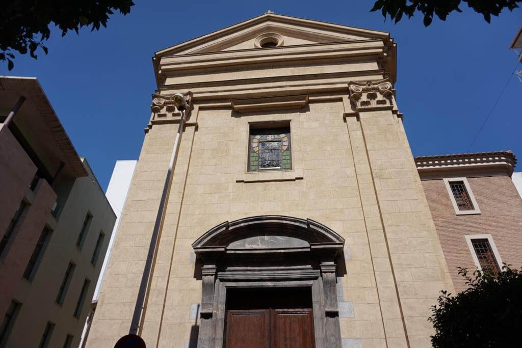 ¿Qué ver en Murcia en un día? Iglesia Parroquial de San Lorenzo