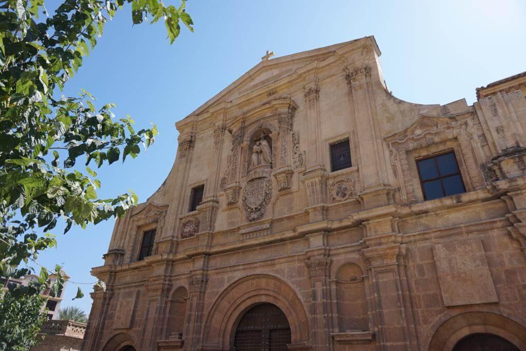 ¿Qué ver en Murcia en un día? Iglesia Conventual de Santo Domingo