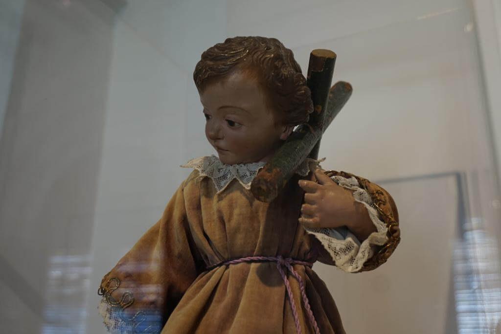 Arte sacro en el Convento de Santa Clara La Real