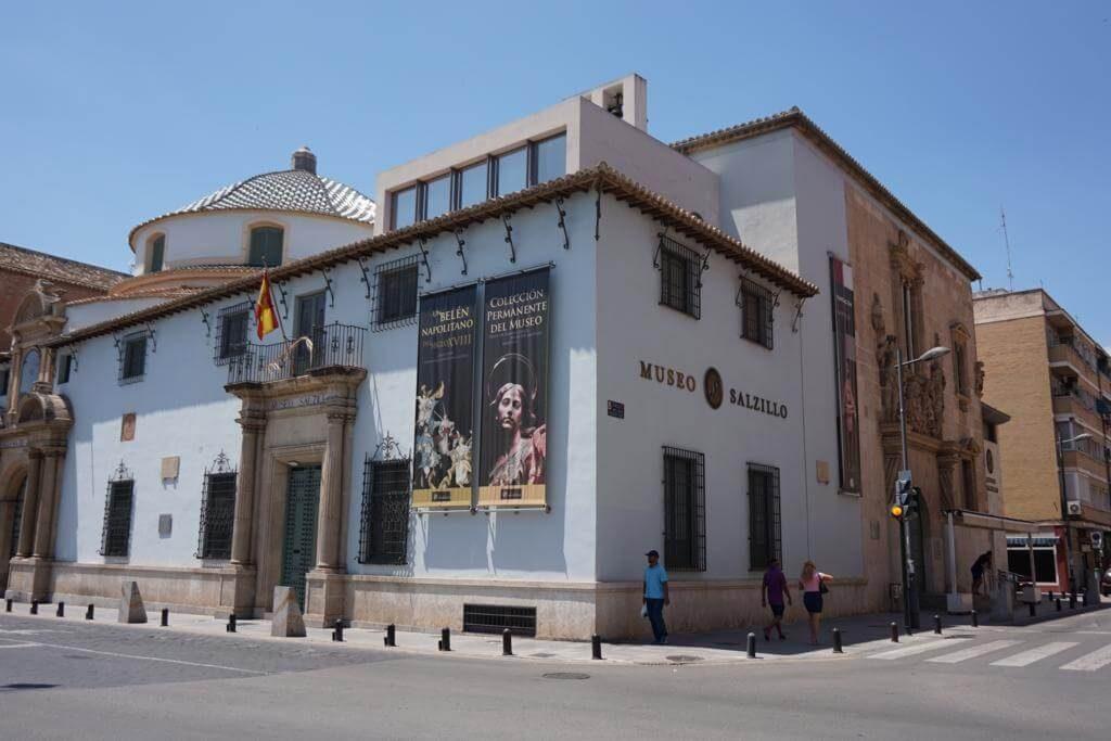 Iglesia Parroquial de Jesús: Museo de Salzillo