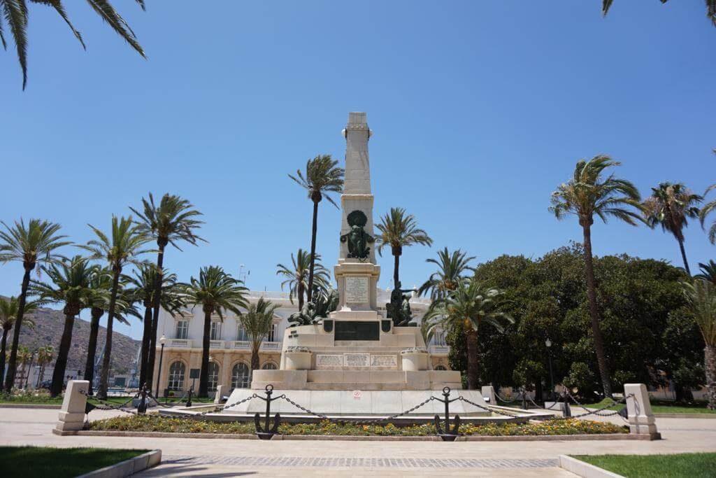 Monumento a los Héroes de Cuba y Cavite