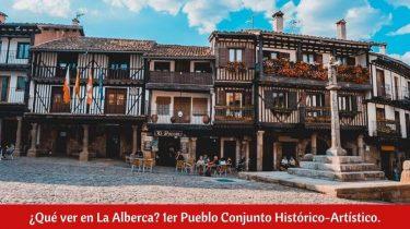 ¿Qué ver en La Alberca?